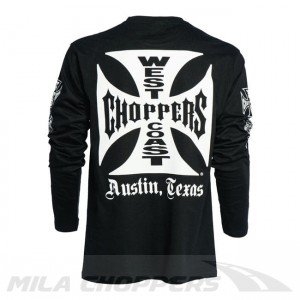 Bluza long sleeve West Coast Choppers